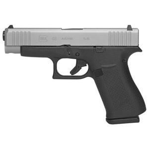 Glock 48AM SILVER