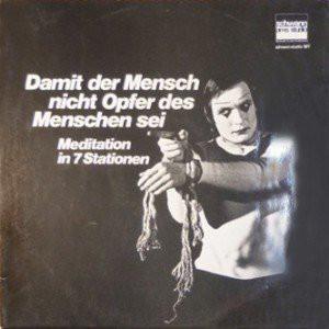Piet-Janssens-Beat-Band* - Damit Der Mensch Nicht Opfer Des Menschen Sei (LP, Album)