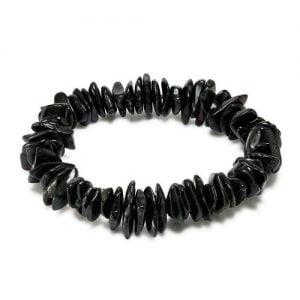 pulsera de ambar negro