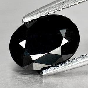 usos y propiedades de la piedra zafiro negro