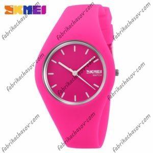 Часы Skmei 9068 Розовые