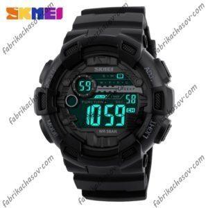 Часы Skmei 1243 Черные