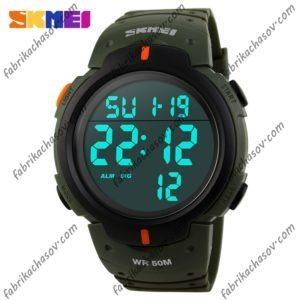 Часы Skmei 1068 Оранжевый