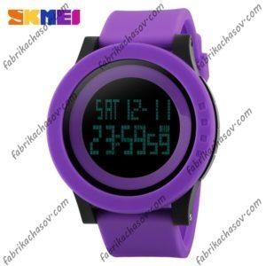 Часы Skmei 1142 Фиолетовые