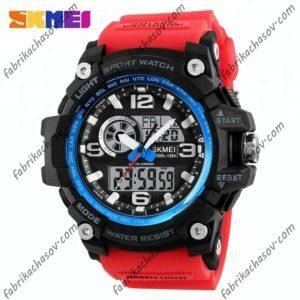 Часы Skmei 1283 красные