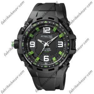 Мужские часы Q&Q ATTRACTIVE DA70J003Y