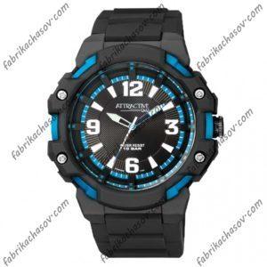 Мужские часы Q&Q ATTRACTIVE DG06J002Y