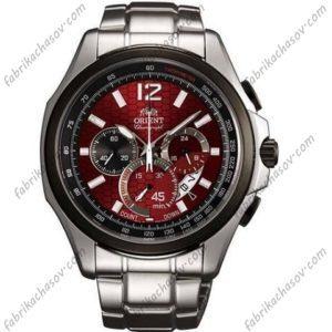 Часы Orient Chronograph FSY00001H0