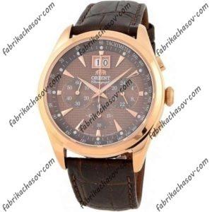 Часы Orient Chronograph FTV01001T0