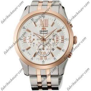 Часы Orient Chronograph FTW04001W0