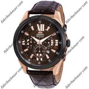 Часы Orient Chronograph FTW04004T0