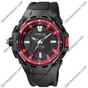 Мужские часы Q&Q ATTRACTIVE DA70J004Y