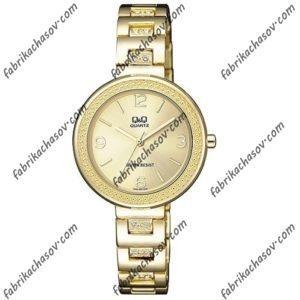 Женские часы Q&Q F555-003Y