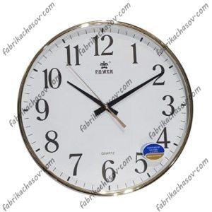 Настенные часы POWER 8230AKS