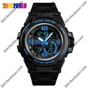 Часы Skmei 1452 синие спортивные