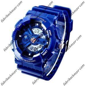 Часы Skmei 0929 Синие