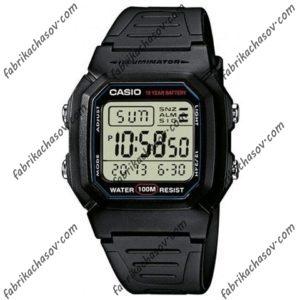 Часы Casio ILLUMINATOR W-800H-1AVES