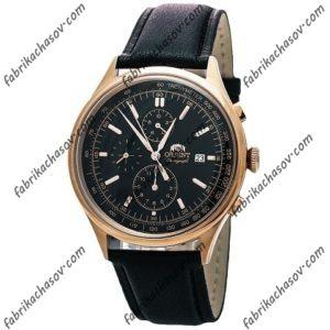 Часы ORIENT CHRONOGRAHP FTT0V001B0