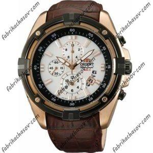Часы ORIENT CHRONOGRAHP FTT0Y005W0