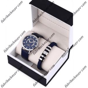 Мужские часы DANIEL KLEIN DK12164-3 набор часы+браслет
