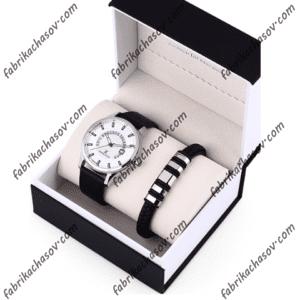 Мужские часы DANIEL KLEIN DK12164-1 набор часы+браслет