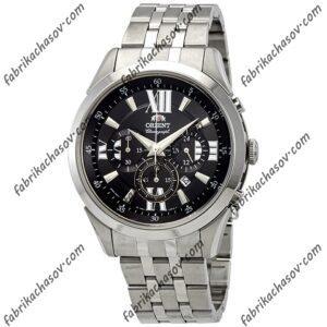 Часы Orient Chronograph FTW04003B0