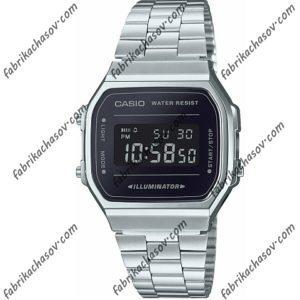 Часы Casio ILLUMINATOR A168WEM-1EF