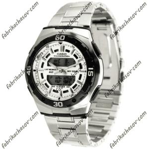 Часы Casio ILLUMINATOR AQ-164WD-7AVDF