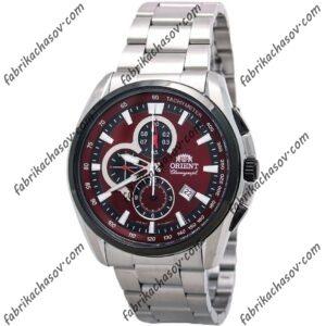 Часы ORIENT CHRONOGRAHP FTT13001H0