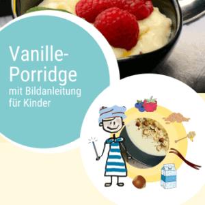 Rezept Vanille-Porridge