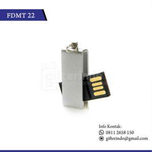 FDMT22 Flashdisk Metal Gantungan Kunci