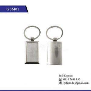 GSM01 Gantungan Kunci Metal