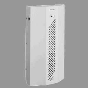 maquina de niebla humo para alarma