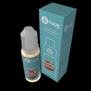 StrawberryCBD E-liquid – 1000mg
