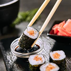 Hosomaki sushi House of Asia