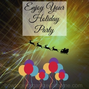 Surviving The Holiday Party