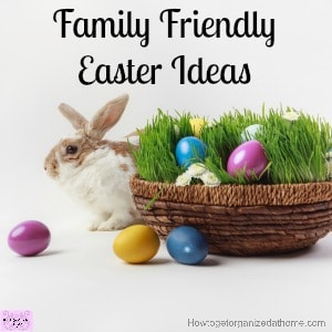 Are you looking for simple but great ideas for this Easter?