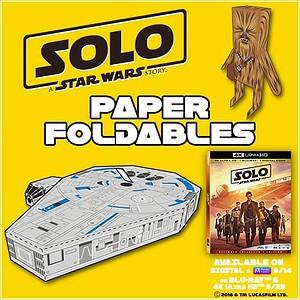 Solo Paper foldables