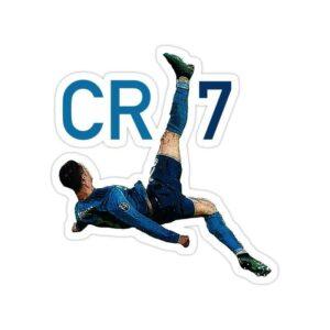 استیکر رئال مادرید – برگردون رونالدو