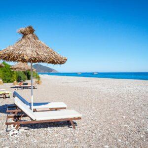 Пляжные курорты Турции