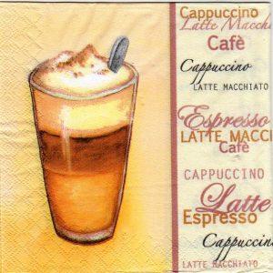 café et cappuccino