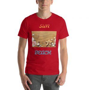 T-Shirt Sun Beach