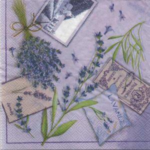 Serviette papier Provence