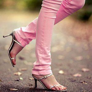 Sortez jeans moulants