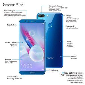 review honor 9 lite, smartphone honor 9 lite, beli honor 9 lite, harga honor 9 lite