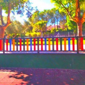 Vallas para parques infantiles