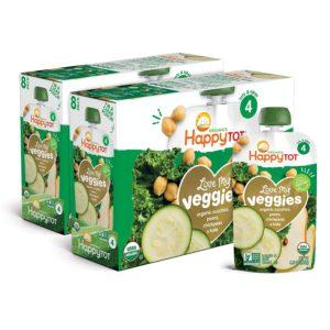 Happy Tot Organic Stage 4 Love My Veggies