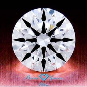 Brian Gavin Blue Fluorescent Diamonds