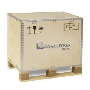 Kisten voor eenmalig gebruik ISIBOX 66 - Kisten voor eenmalig gebruik