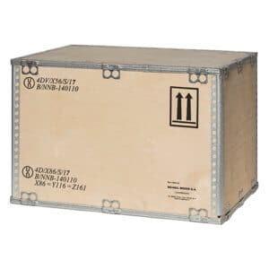 Kisten voor gevaarlijke producten ISIBOX 66 DG - NO-NAIL BOXES